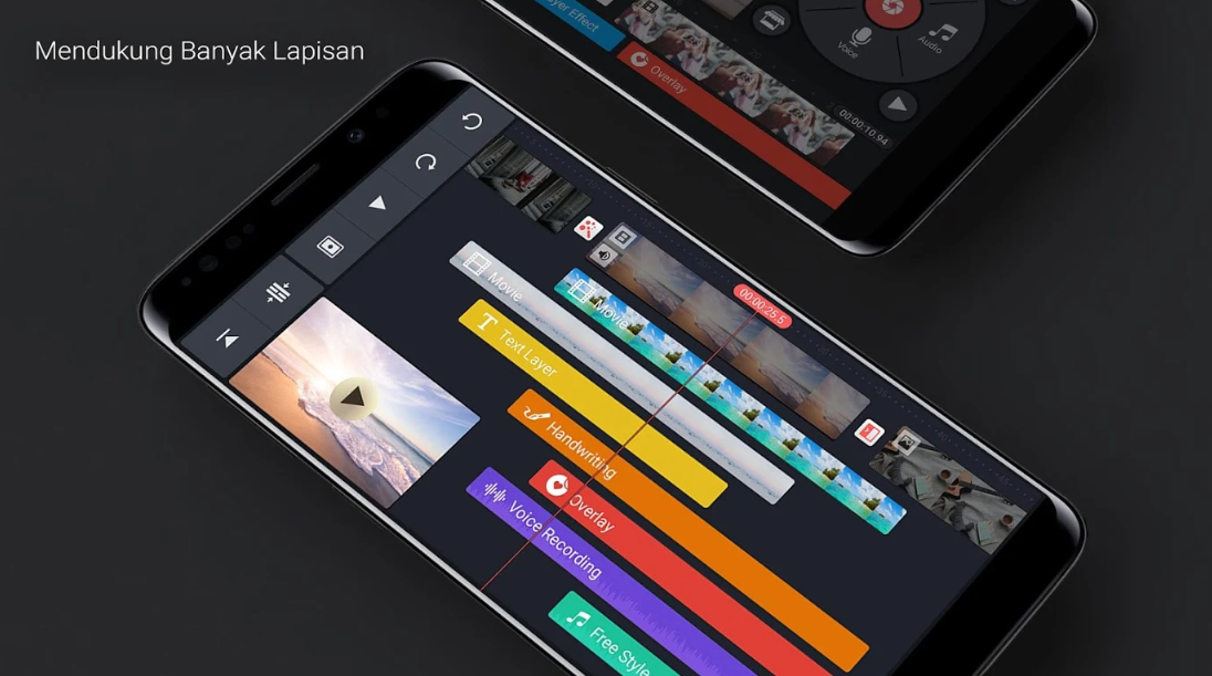 5 Aplikasi Editing Video Android Terbaik 2020