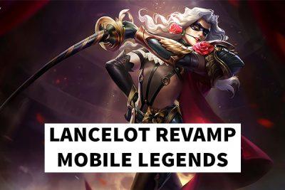 Unlimited Skill! Lancelot Dapat Revamp Jadi Assassin Mengerikan