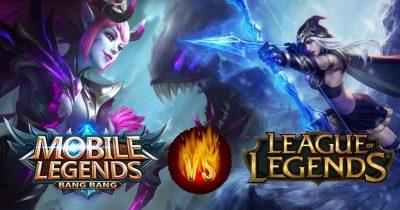 4 Perbedaan Game League of Legend: Wild Rift dan Mobile Legends