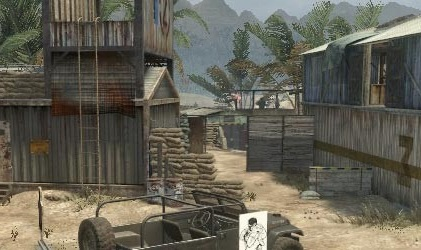 Map Firing Range COD Mobile