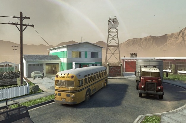 Map Nuketown COD Mobile