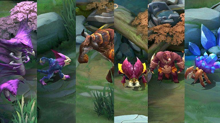 Daftar monster mobile legends