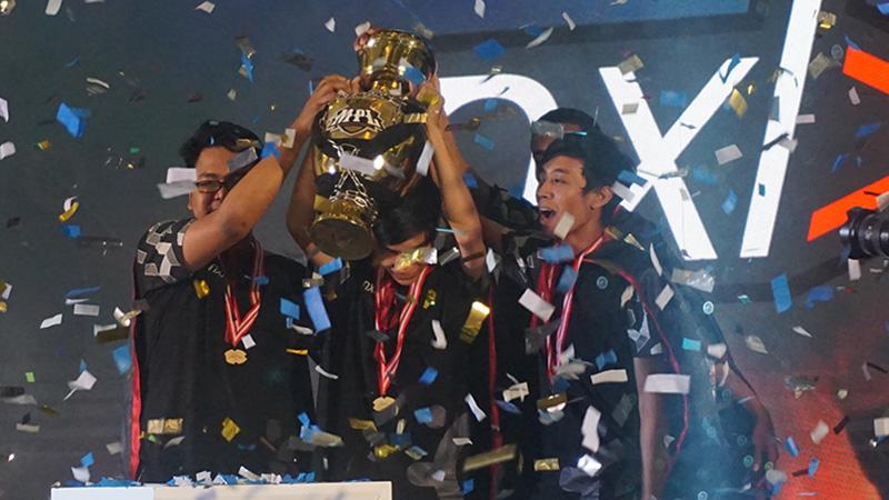 Ini Dia! Tim E-Sport Juara MPL ID Season 1 sampai 5