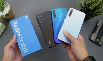 Xiaomi Redmi Note 8, HP Murah Tapi Tidak Murahan