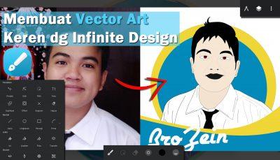 Tutorial Membuat Vector Art Keren di Android 2020