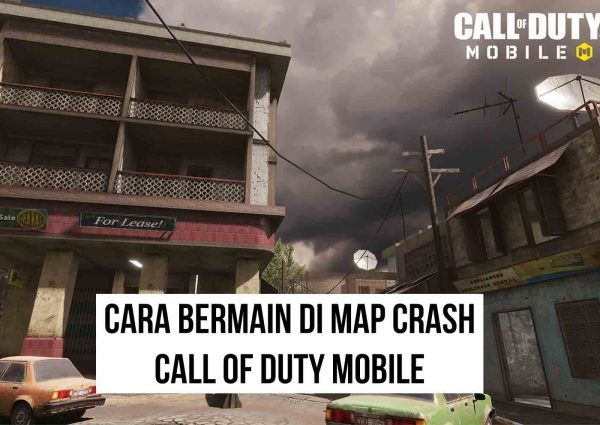 Map Crash COD Mobile