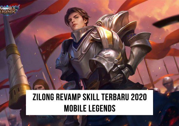 Zilong Revamp Terbaru 2020