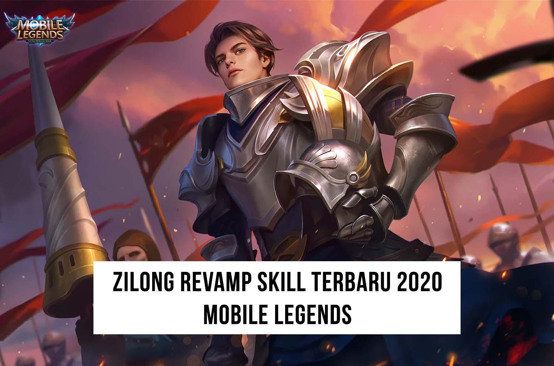 Zilong Revamp 2020, Skill Pasifnya Lebih Mengerikan